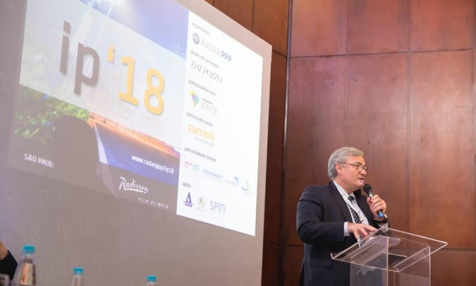 PALESTRA DA URBELUZ É DESTAQUE NO IP'18